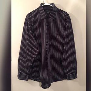 Alfani Pinstrips Shirt